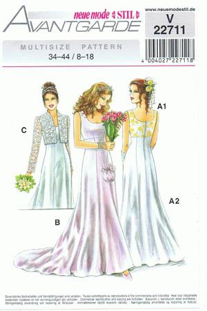 Burda mønstre kjoler