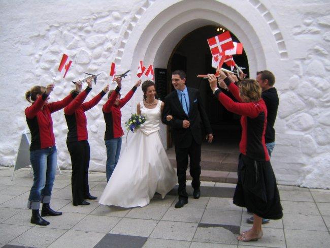 espalier bryllup